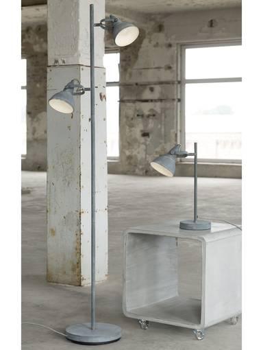 CUP Stehlampe mit 2 Leuchten Concrete  DETAIL_IMAGE
