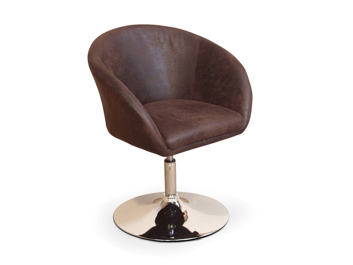 Bally drehsessel lounge sessel braun - Drehsessel lounge ...