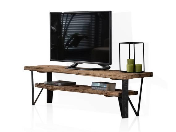 BINKO TV-Lowboard rustikal, Material Massivholz  DETAIL_IMAGE