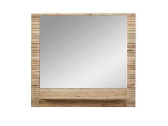 CANDRA Spiegel, Material Dekorspanplatte, Eiche sanremofarbig  DETAIL_IMAGE