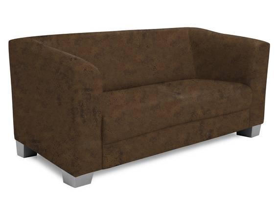 CHICAGO 2-Sitzer Sofa Gobi 03 braun  DETAIL_IMAGE