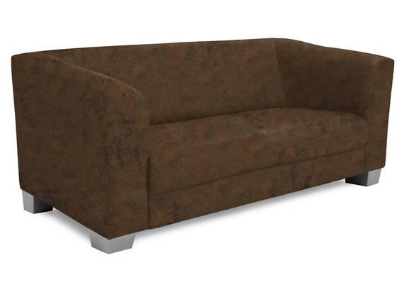 CHICAGO 3-Sitzer Sofa Gobi 03 braun  DETAIL_IMAGE