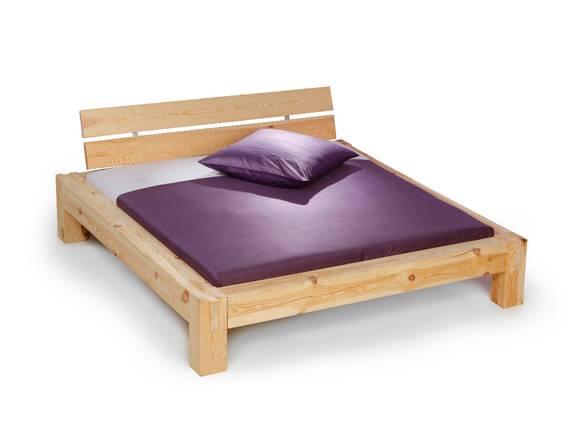 DINO Doppelbett/Massivholz Kiefer 160 x 200 | geölt DETAIL_IMAGE