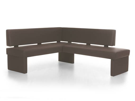 SPIDER/Domino Eckbank, Material Kunstleder fango | links | 167 x 147 cm DETAIL_IMAGE