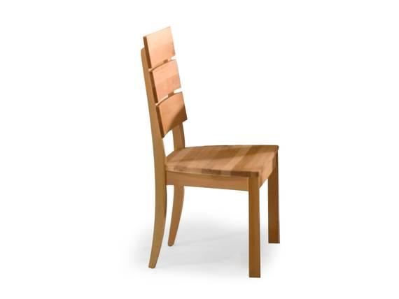 GENIA II Massivholzstuhl / Esstischstuhl, Material Massivholz,  DETAIL_IMAGE
