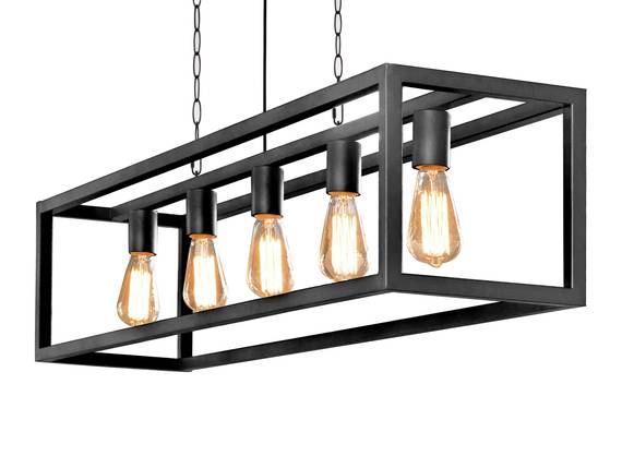 JONAS Hängelampe 5 Lampen  DETAIL_IMAGE
