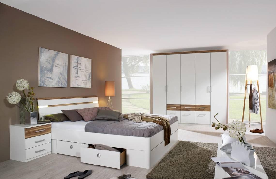 RIXI Komplett-Schlafzimmer 160 x 200 | 181 cm | ohne Spiegel DETAIL_IMAGE 1