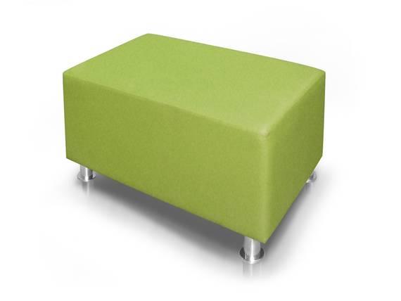 KUBO Sitzwürfel Kunstleder 90 cm grün DETAIL_IMAGE