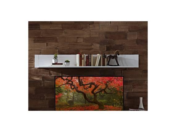 louisa wandregal mit boden 176 cm. Black Bedroom Furniture Sets. Home Design Ideas