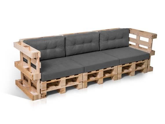 PALETTI 3-Sitzer Sofa aus Paletten natur  DETAIL_IMAGE