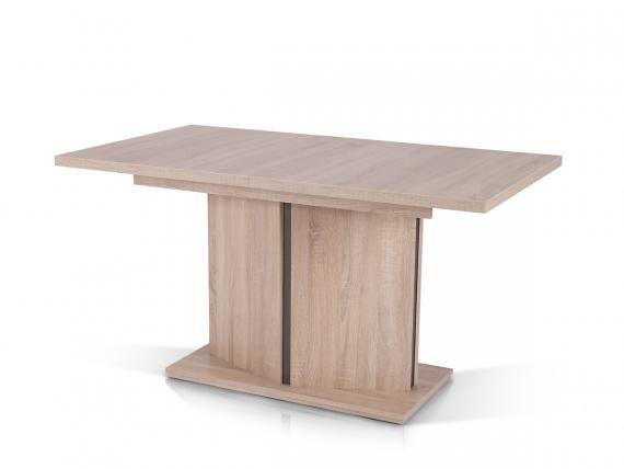 emily esstisch eiche sonoma 140 180x80 cm. Black Bedroom Furniture Sets. Home Design Ideas