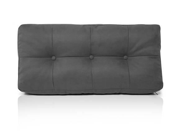 Rückenkissen für Palettenmöbel anthrazit  DETAIL_IMAGE