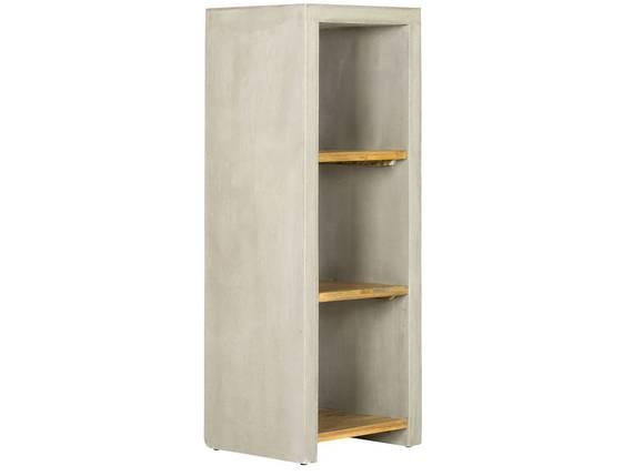 GLAY Regal I, Material Massivholz, Pinie/Beton  DETAIL_IMAGE
