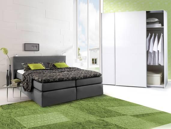 VANTA + SAVANNA Schlafzimmerset grau | weiss/weiss DETAIL_IMAGE