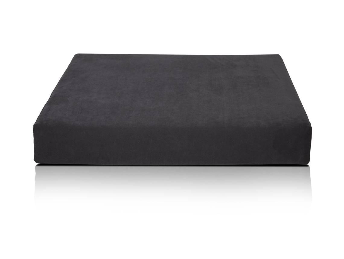 sitzkissen f r palettenm bel anthrazit. Black Bedroom Furniture Sets. Home Design Ideas