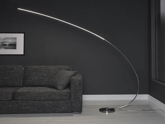 EMA Bogen-Stehlampe dimmbar XL LED 18W  DETAIL_IMAGE