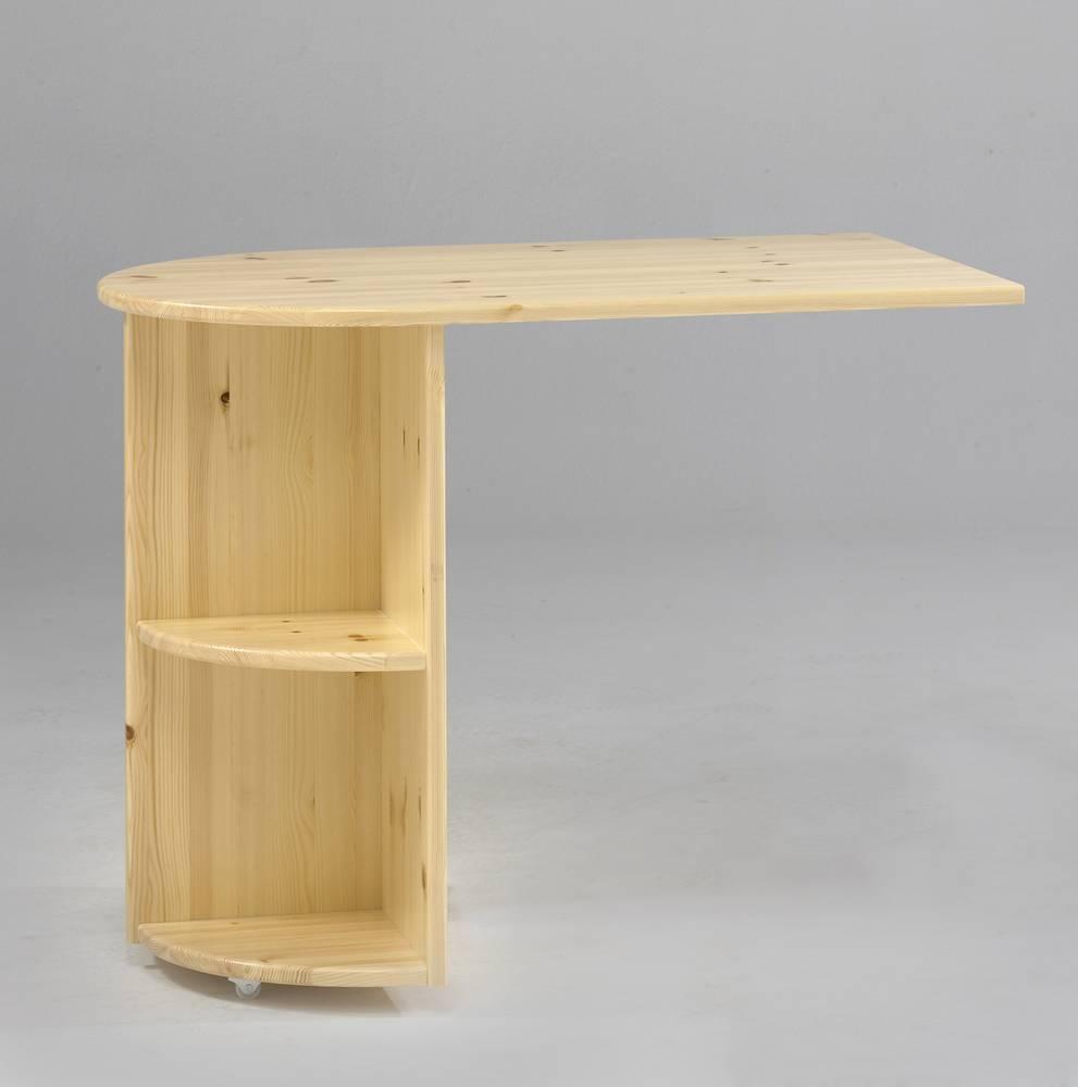 steens for kids anbauschreibtisch kiefer massiv gelaugt ge lt. Black Bedroom Furniture Sets. Home Design Ideas