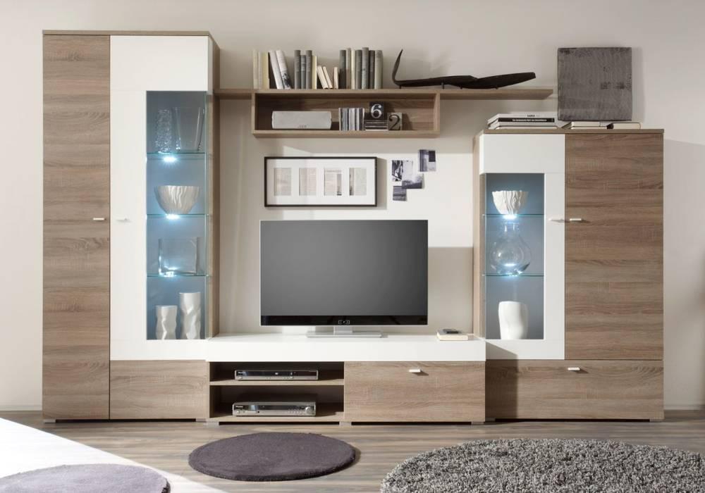 wohnwand eiche antik stunning wohnwand portland wohnzimmer anbauwand in eiche antik with. Black Bedroom Furniture Sets. Home Design Ideas