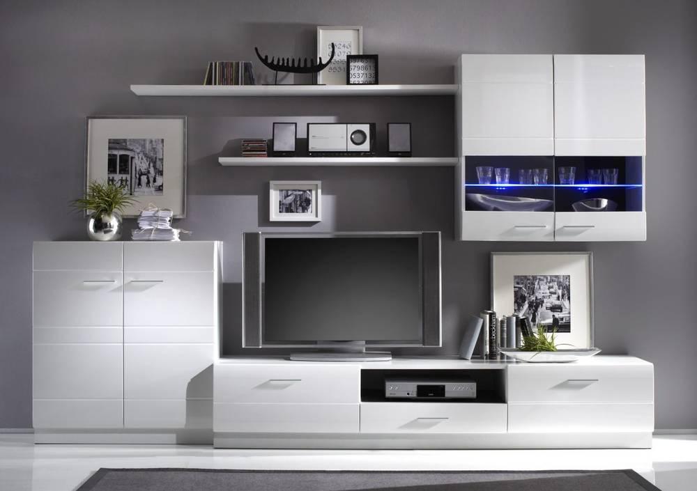 Fehler - Wohnwand minimalistisch ...