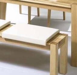 TIMO Sitzbank vollmassiv 160 x 35 cm | Kernbuche | geölt DETAIL_IMAGE 2