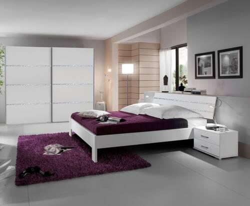 BELLINO komplett Schlafzimmer weiß  DETAIL_IMAGE 2