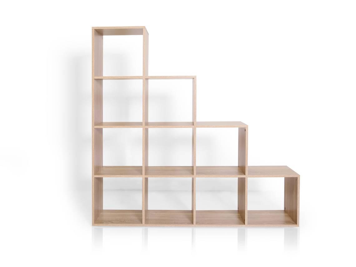laluna regal treppe gro eiche sonoma. Black Bedroom Furniture Sets. Home Design Ideas