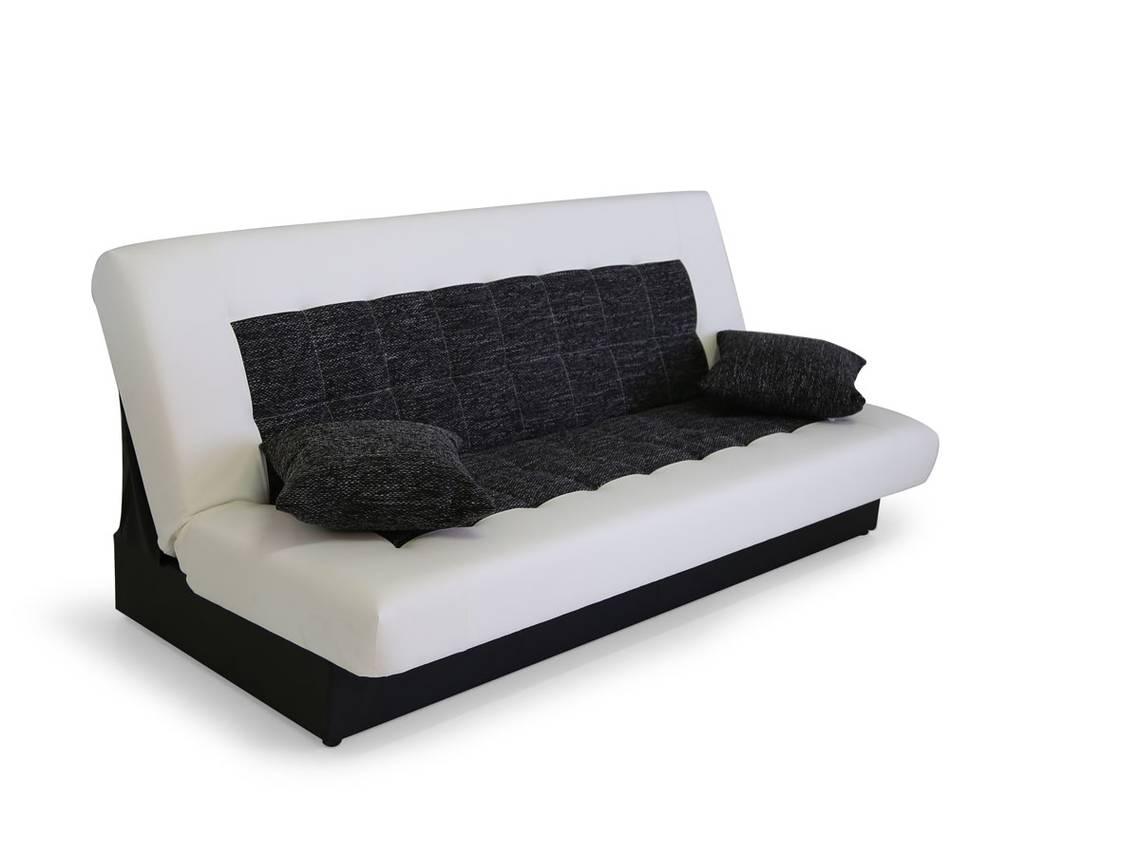 paco schlafsofa schwarz wei. Black Bedroom Furniture Sets. Home Design Ideas