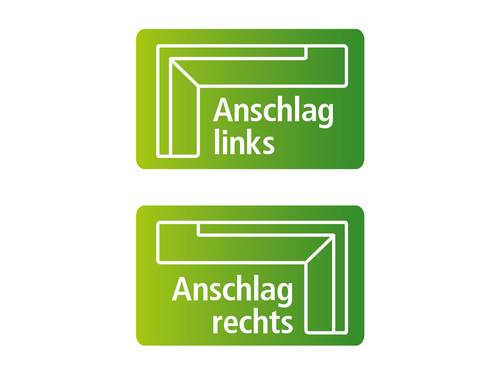 SALIMA Eckbank/Massivholzbank BIG 248 x 171 cm | Kernbuche | lackiert | links | beige DETAIL_IMAGE 3
