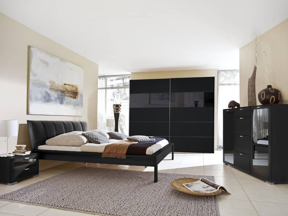 arte m inline schwebet renschrank eiche dunekl glas weiss 202 cm schwarz schwarz. Black Bedroom Furniture Sets. Home Design Ideas