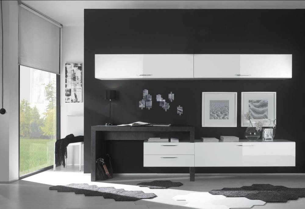 tv lowboard h ngend inspirierendes design f r wohnm bel. Black Bedroom Furniture Sets. Home Design Ideas