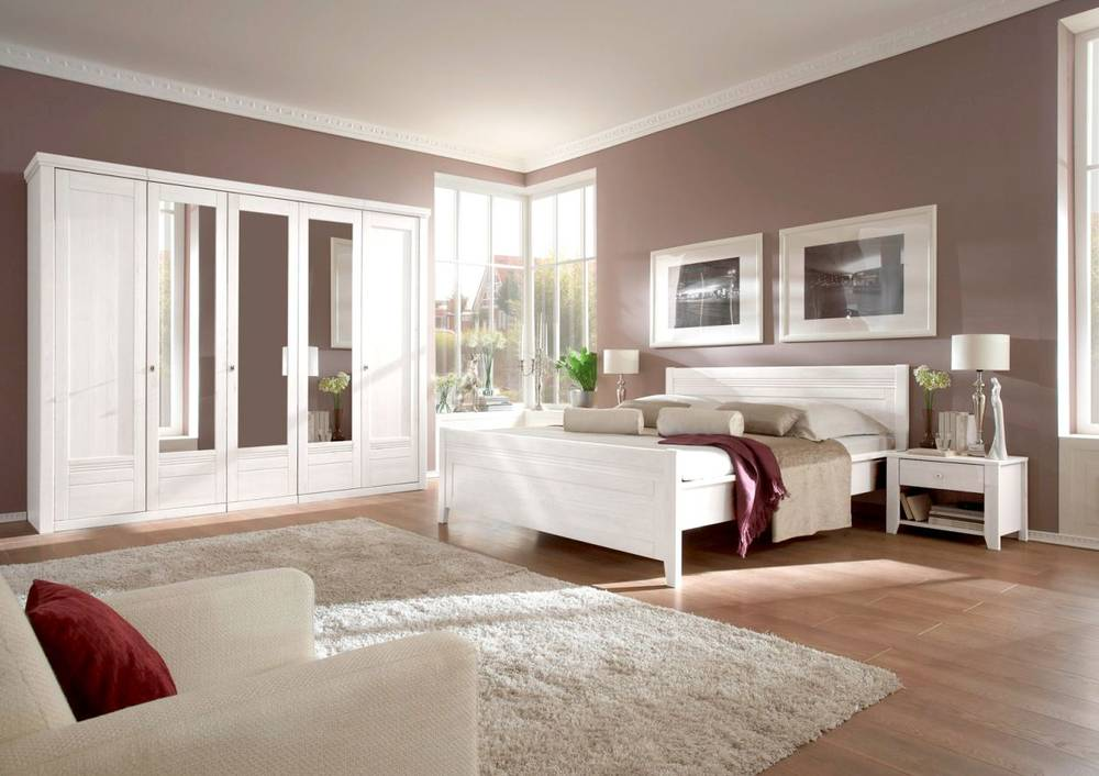 dunkler boden helle m bel welche wandfarbe verschiedene ideen f r die. Black Bedroom Furniture Sets. Home Design Ideas