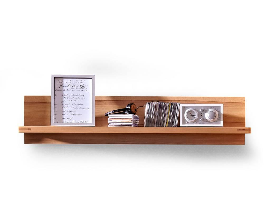 nestor plus wandboard 115 cm kernbuche lackiert. Black Bedroom Furniture Sets. Home Design Ideas