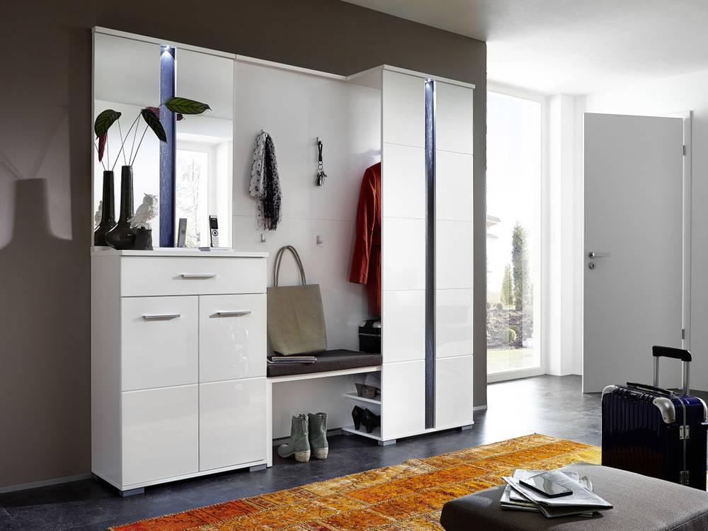 spots schuhschrank weiss hg schiefer. Black Bedroom Furniture Sets. Home Design Ideas