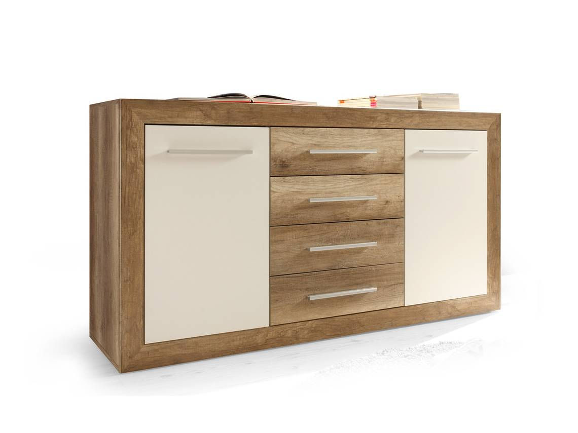 eiche kommode modern das beste aus wohndesign und m bel. Black Bedroom Furniture Sets. Home Design Ideas