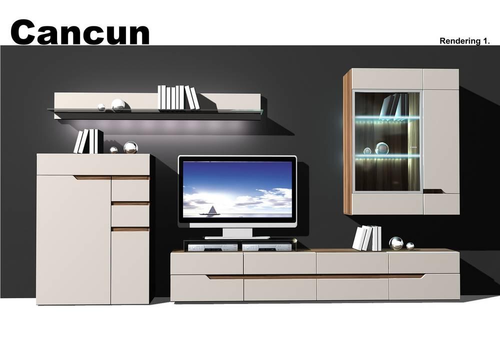 wohnzimmer hangeschrank weiss das beste aus wohndesign. Black Bedroom Furniture Sets. Home Design Ideas