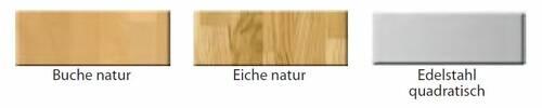 SONNY Polsterstuhl Eiche natur | grau DETAIL_IMAGE 5