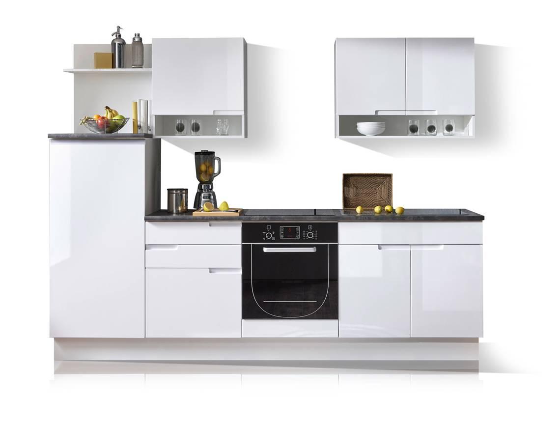 sandra k chenblock hochglanz wei. Black Bedroom Furniture Sets. Home Design Ideas