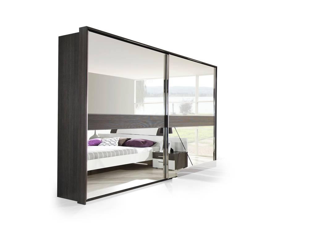 alina kleiderschrank schwebet renschrank schrank 316cm wenge shiraz weiss wei ebay. Black Bedroom Furniture Sets. Home Design Ideas