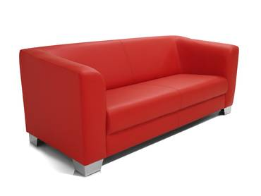 CHICAGO 3er Sofa / Ledersofa