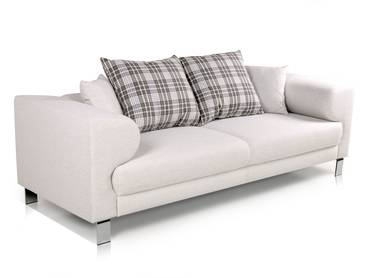 FOLKE 3-Sitzer Sofa beige
