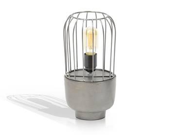 GITTER Tischlampe rund