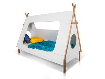 INDIANER Kinderbett 90x200 cm