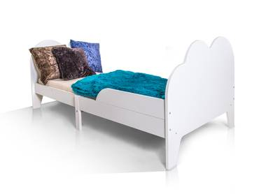 WOLKE Kinderbett 90x190 cm