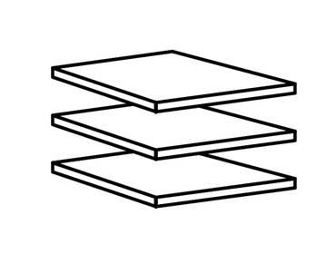 stern schwebet renschrank mit wendet r 126 cm weiss. Black Bedroom Furniture Sets. Home Design Ideas