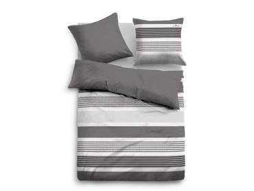 TOM TAILOR Bettwäsche Satin Bed Linen 135x200+80x80 cm