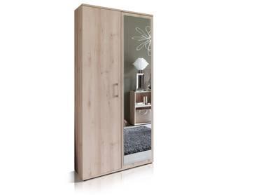 dielenschr nke helle m bel mit oder ohne spiegel im modernen design. Black Bedroom Furniture Sets. Home Design Ideas