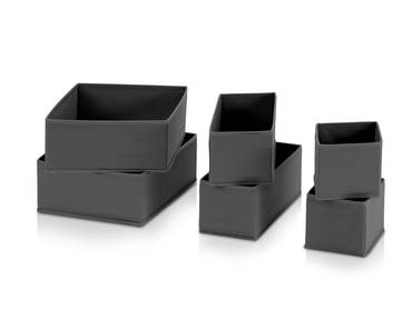 ALFA 6er Set Faltboxen