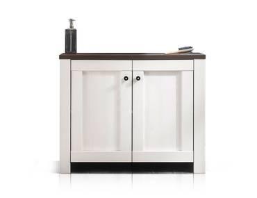 ANTWERPEN Waschbeckenunterschrank Lärche/Touchwood