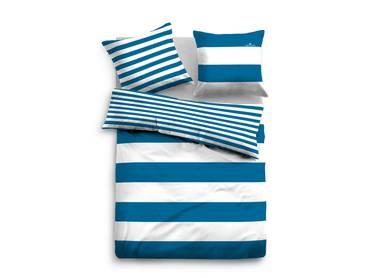 TOM TAILOR Bettwäsche Linon Bed Linen 135x200+80x80 cm