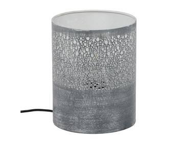 LEVINA Tischlampe in Zylinderform, breit
